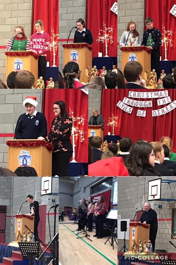 Abbey Carol Service 2018