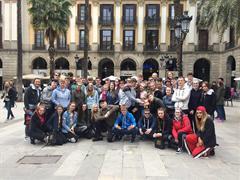 Barcelona Tour 2018