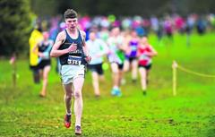 Tadgh Connolly all set for International Cross Country Event