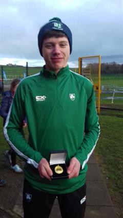 Tadgh Connolly - An International Athlete on the rise!