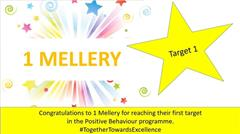 Positive Behaviour Success for Mellery