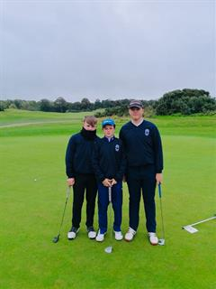 Munster Junior Golf Play Suspended