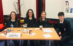 Junior Irish Debating