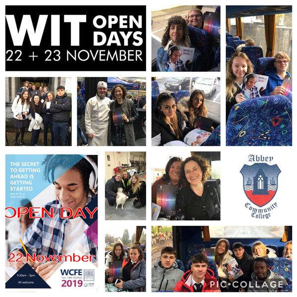 6th Year WIT and WCFE Visit