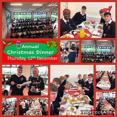 Annual Abbey Christmas Dinner