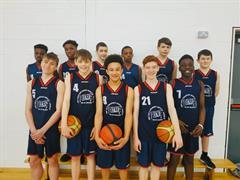 Basketball Boys Show Promising Future Despite Recent Defeat