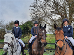 Abbey Showjumping Team