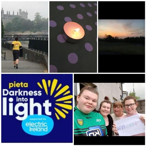 Pieta House Sunrise Appeal