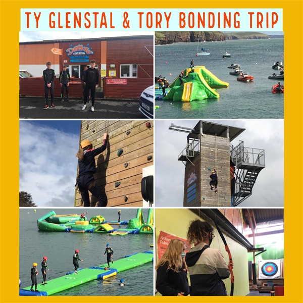 TY Bonding Trips to Dunmore East Adventure Centre