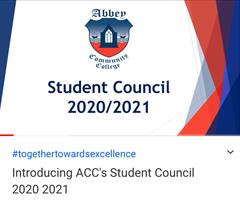 Introducing our Student Council for 2020-2021