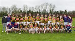 Senior Hurling Match Report