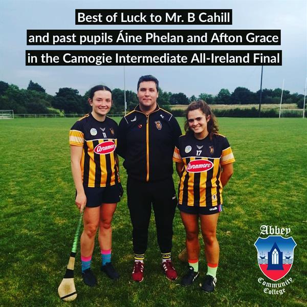 All Ireland Camogie Intermediate Final